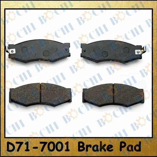 Brake Pads for Fiat D71-7001