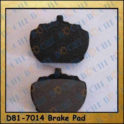 brake Pads for Land Rover D81-7014